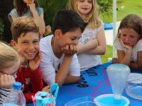 Kid science sera présent les 17 et 18 -09 à la porte ouverte de la concession Peugeot de Fécamp en Nomandie pour s'occuper des enfants